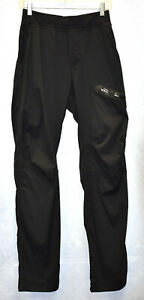 A8 Auth LULULEMON Black Pleated Pockets Drawstrings Activewear  Pants Size S