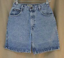 St. John's Bay, Size 8, 100% Cotton, Medium Wash Denim Shorts