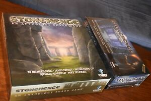Stonehenge An Anthology Board Game Titanic 2007 With NEW Nocturne Expansion