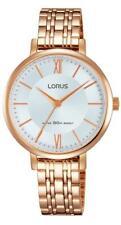 Lorus Women's Rose Gold Watch RG286LX-9