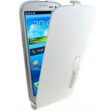 SAMSUNG LEATHER COVER CASE FOR GALAXY S lll WHITE SAMGSVLFCWH by ELITE BOXED
