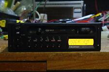 Oldtimer BLAUPUNKT SAO PAULO RCR 127 autoradio mit cassette + abnehmb. bedientei