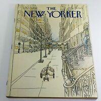 The New Yorker: December 4 1978 Full Magazine/Theme Cover Arthur Getz