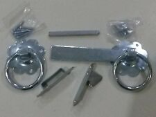 """centurion 6"""" ring gate latch zinc plated umfassender garantie"""