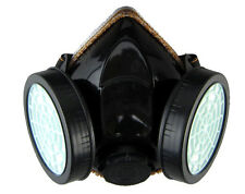 Face Gas Mask Facepiece Respirator Suit Painting Spraying Spray Paint Sand blast