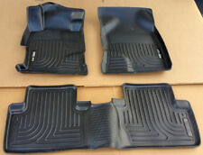 SALE HUSKY LINERS FLOOR MAT FRONT & 2nd Row Seat 3 Pcs for 2012-2013 Civic Sedan