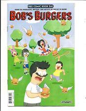 Comic Book Day 2018 Bob's Burgers Dynamite