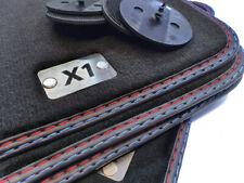 Logo X1 Fußmatten für BMW E84 Original Qualität Velours limitierte Auflage Neu
