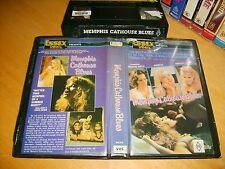 Vhs *MEMPHIS CATHOUSE BLUES* 1982 Pre Cert RARE Australian Video Classics Issue!