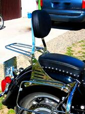 SISSY BAR PASSENGER BACKREST + RACK YAMAHA XV 1600 / XV1700 WILDSTAR (ROADSTAR)