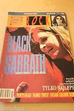 Tylko Rock 2/1998 Black Sabbath, Genesis, The Doors, Portished, Metallica, inxs