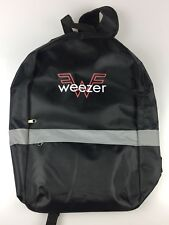 Weezer Vip Tour Backpack w/ Puzzle, Pen, And Weezine Karl's Corner New!