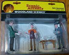 Woodland Scenics G Scale #2559 - Ned's Newsstand