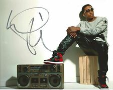 LECRAE CHRISTIAN RAPPER signed 8x10 photo COA ANOMALY