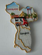 New Thailand Country Flag Red White Blue Colour Fridge Magnet Holiday Souvenir