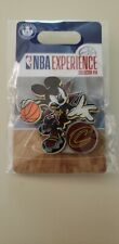 Disney Parks Nba Experience Mickey Mouse Cavaliers Pin New
