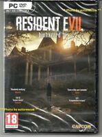 Resident Evil 7 Biohazard  'New & Sealed'  (PC-DVD)