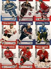 2006-07 ITG In The Game Heroes & Prospects H&P Complete 200-Card Set W/ Update
