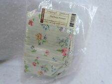 Longaberger Small Mixed Bouquet Liner for Small Wall Pocket Basket ~ New!