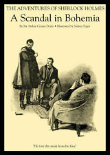 Sherlock Holmes Set of 24 Illustrated Prints by Paget