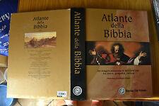 LIBRO ATLANTE DELLA BIBBIA TOURING CLUB ITALIANO 2007 SUBALPINA