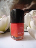 RARE 12 TANGO ( deep salmon) CHANEL LE VERNIS NAIL VARNISH NEW NO BOX MARKED CAP