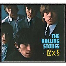The Rolling Stones - 12x5 (CD Jewel Case Reissue 2007)