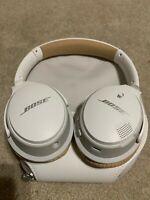 Bose SoundLink II Headband Wireless Headphones - White