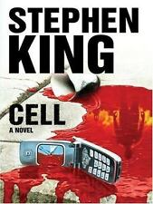 Thorndike Basic: Cell by Stephen King (2006, Hardcover, Large Type)