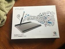 Wacom Intuos Pen and Small Tablet ctl-480 used and clean