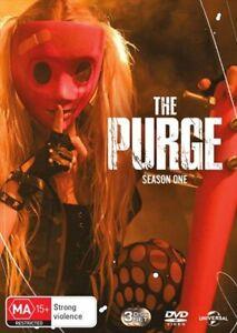 Purge - Season 1, The DVD