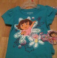 Dora The Explorer T-shirt Size 12m Nwt
