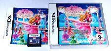 Spiel: BARBIE 12 TANZENDE PRINZESSINNEN Nintendo DS + Lite + Dsi + XL 3DS