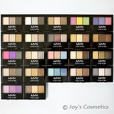 "1 NYX Love in Rio eye shadow palette ""Pick Your 1 Color!!!""  *Joy's cosmetics*"