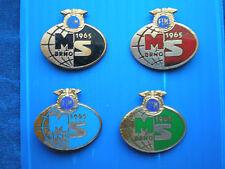 Czechoslovakia motorcycle Grand Prix CSSR BRNO 1965 / Czechoslovak set Badges