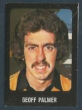 TRANSIMAGE FOOTBALL 79/80-#305-WOLVERHAMPTON WANDERERS-GEOFF PALMER