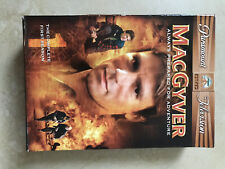 MacGyver Richard Dean Anderson Complete First Season Dvd Set!