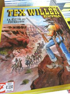 Tex Willer Extra n. 1 - Edizione originale Luglio 2021 - Sergio Bonelli editore