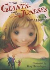 The Giants and the Joneses by Julia Donaldson (2005, Hardcover)