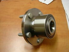 FORD FOCUS MK2 CONVERTIBLE 1.6 1.8 2.0 Ti TDCi FRONT WHEEL BEARING HUB COMPLETE