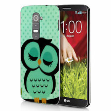 Rigid Plastic Pictorial Mobile Phone Cases & Covers for LG