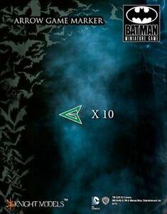 Arrow Marker Knight Models Batman Miniatures Game DC Comics New