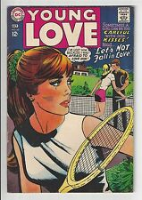 YOUNG LOVE #63, 1967, DC Comics, FN CONDITION COPY