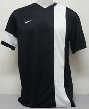 Authentic Nike Apparel Black And White Jersey Size L Short Sleeve