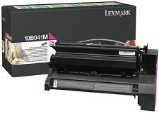 LEXMARK 10B041M C750 - X750 MAGENTA TONER ORIGINALE