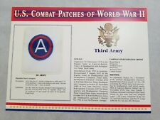 Patches, United States, WW II (1939-45) at Military Collectibles