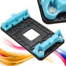 CPU Heatsink Retention Module Bracket Backplate Black For AM2/AM3/AM3+/FM1/FM2