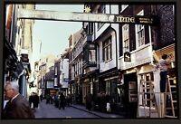 1978 York Cameron's Ales Ye Olde Starr Inn Wines & Spirits Ektachrome Slide