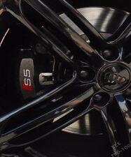 Audi A5 S5 A4 S4 A6 S6 A7 S7 TT R8 A8 S8 / Lug Nut Covers - Glossy Black