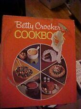 1974 Betty Crocker Cookbook, Orange Pie Cover, 23rd Ring Binder, #68267